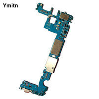 Ymitn Unlocked With Chips Mainboard For SAMSUNG Galaxy A7 2018 A730 A730F A8+ A730F/DS LTE Motherboard Flex cable Logic Boards