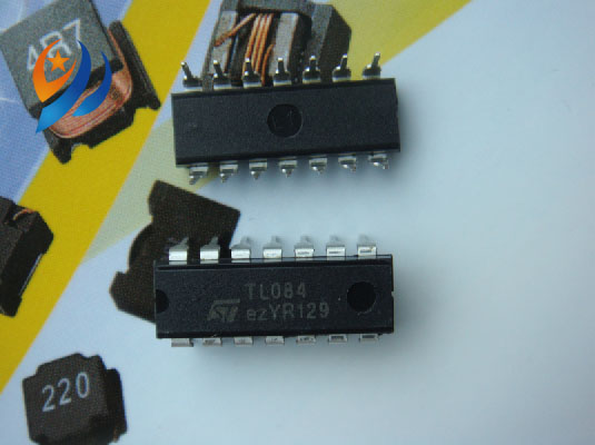 10pcs/lot TL084CN TL084 JFET-INPUT OPERATIONAL AMPLIFIERS DIP-14
