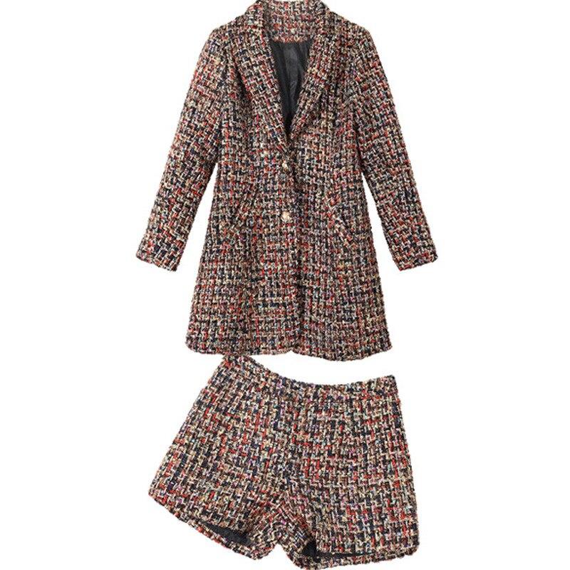 Imposta Casual Abiti Eleganti Del Stili Alta 1 Affari Di Ufficio Lattice Usura Lavoro Pantaloni Qualità Donna Formali Pantaloncini Uniformi xafPnO