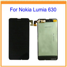 For Nokia Lumia 630 LCD Screen Display with Touch Screen Digitizer Assembly Black + Tools Free Shipping