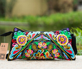 Hot women's shoudler&hand bag Hot Lady  Embroidered bags Fashion Vintage embroidery one-shoulder messenger bags lady small bags
