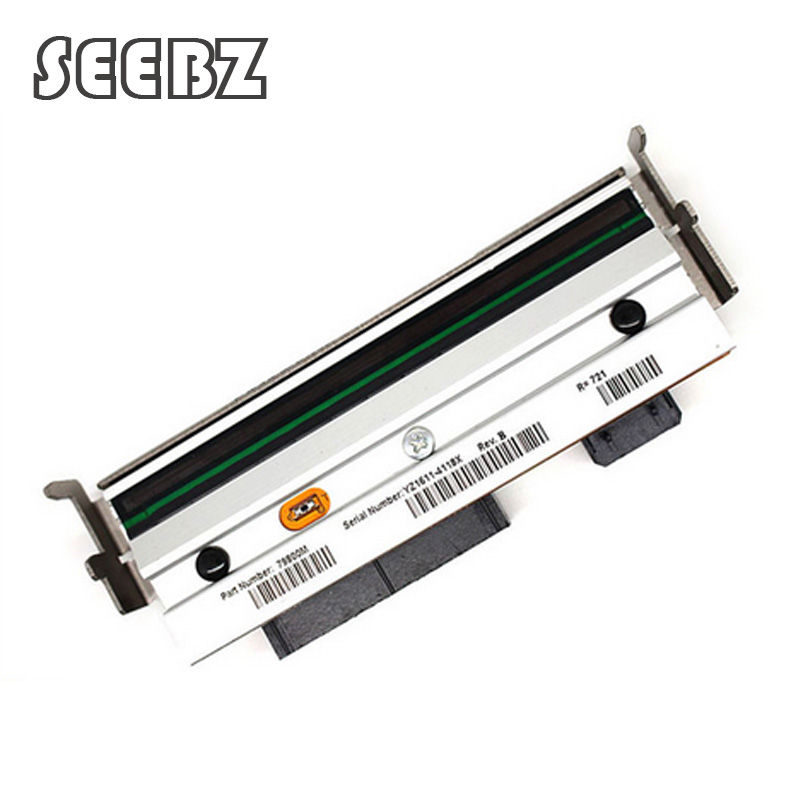SEEBZ G41400M Printer New Compatible Thermal Printhead Barcode Label Print Head 203dpi For Zebra Z4M S4M 203dpi printer new thermal print head printhead compatible for datamax i4206 i4208 i 4206 i 4208 thermal barcode printers 20 2181 01 203dpi