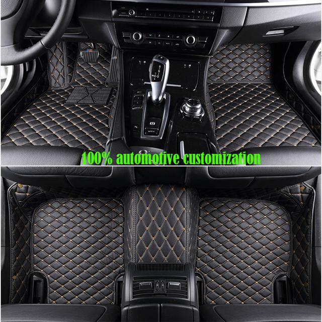 custom car floor mats for honda accord 2003 2007 2019 city jazz crv civic stream elysion spirior insight floor mats for car mats