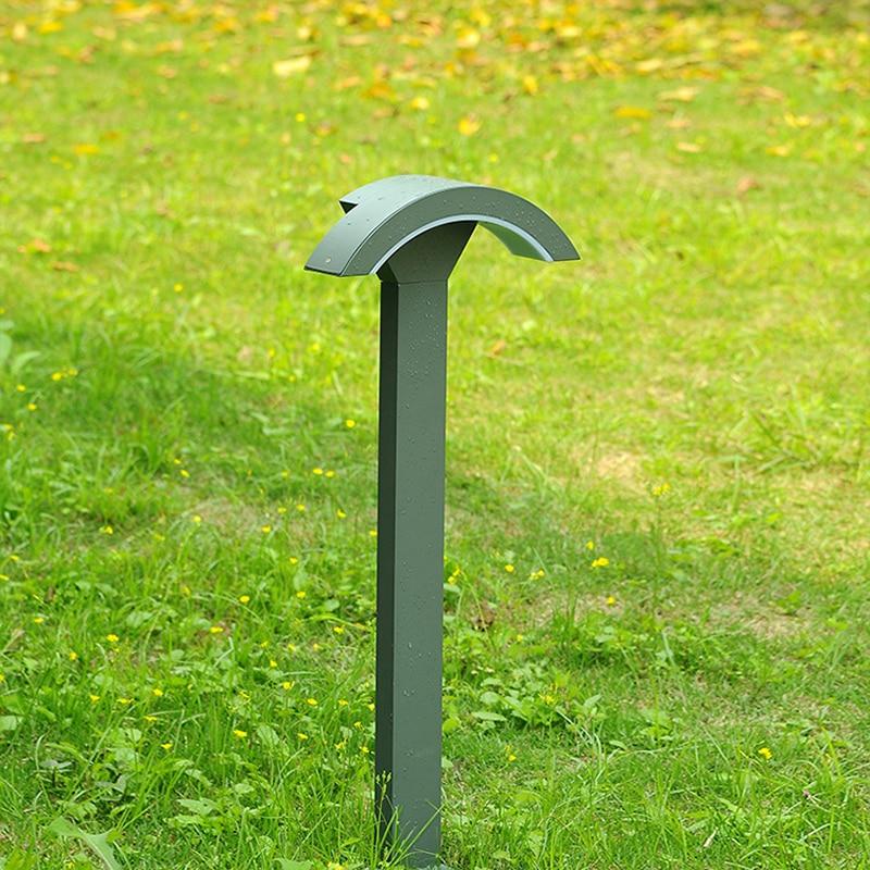 2pcs Lot 110v 120v 220v 240v Outdoor Standing Light Lamp Waterproof Outdoor Floor Lamp Light