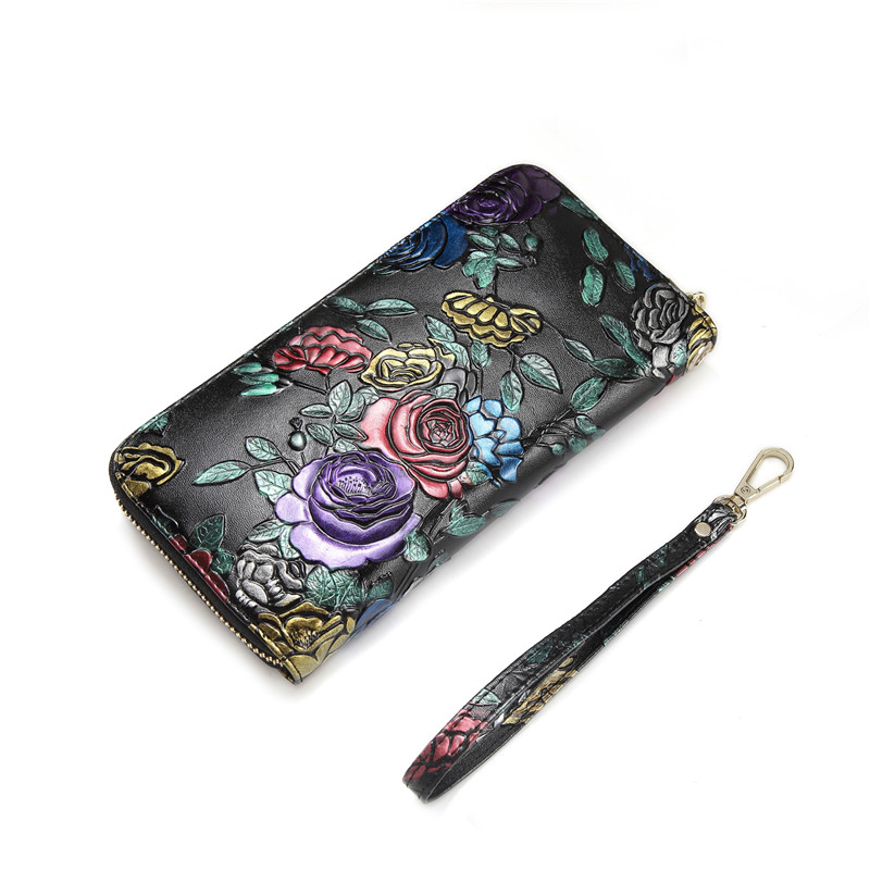women wallets real leather (4)