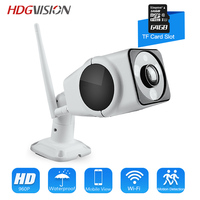 HDGVISION 960P 1 3MP Security Camera Wifi IP Camera VR Smart 180 Fisheye Network Surveillance Home