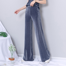 Sequined ขนาดเอวสูง ผู้หญิงโกธิคเกาหลีบาง ฤดูร้อนใหม่