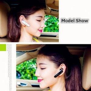 Image 5 - TRANSCTEGO ワイヤレス Bluetooth イヤホンと V4.1 マイクハンズフリーインナーイヤー型車ユニバーサルヘッドセットスマートフォンラップトップ、ヘッドホン