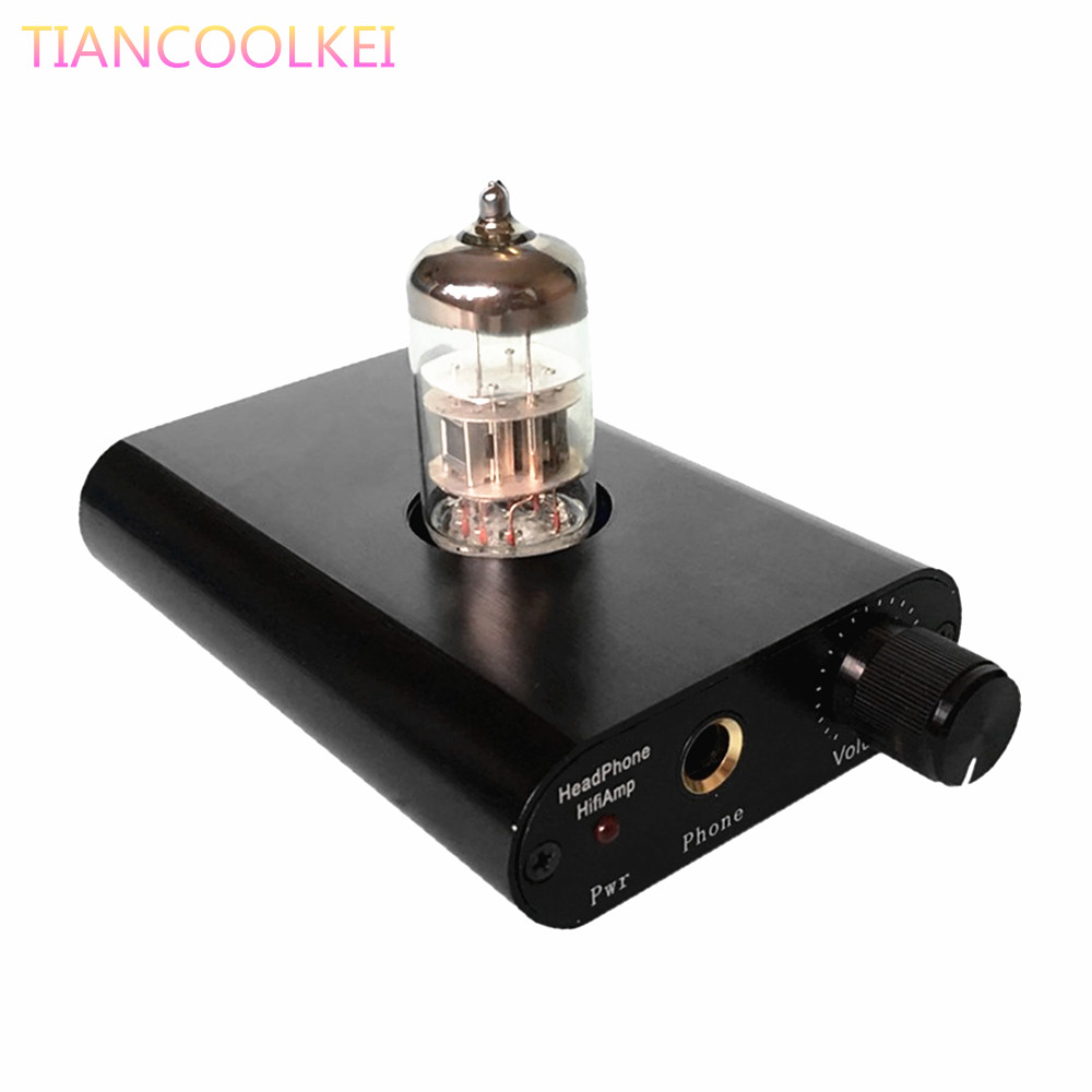 ФОТО 6N2 tube classic A class headphone amplifier rated output power 800mW 64ohm /220mW 300ohm /100mW 600ohm