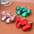2017 0 to 24 months baby girl shoes bowknot princess shoes children casual shoes soft bottom newborn toddler shoes kids sneakers