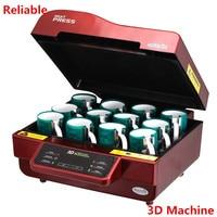 3D Sublimation Printer Vacuum Machine Heat Press Machine Mug/T Shirt/Cell phone Case printer/Cup/ Digital Printing Machine