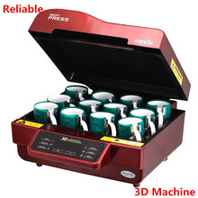 3D printer/Sublimation vacuum Machine /Heat Press Machine Mug/T Shirt/Cell phone Case printer/Cup/ Digital Printing Machine
