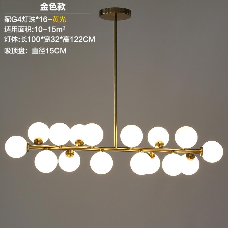 Modern magic beans DNA Lustres pendant light industrial Modo Jason miller lamps Nordic Art Deco glass ball MOD hanging lighting