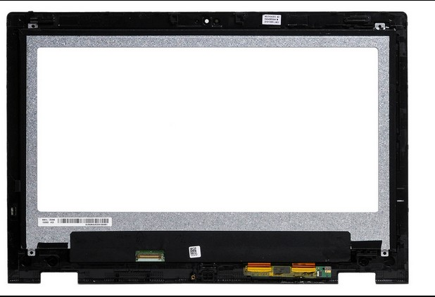 For Dell Inspiron 13 7000 series 7347 7348 7359 P57G LTN133HL03-201 LCD Display Touch Screen Panel Digitizer Assembly with frame