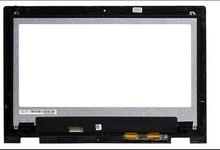 Para Dell Inspiron serie 13 7000 7347 7348 7359 P57G LTN133HL03-201 Pantalla LCD Panel de la Pantalla Táctil Digitalizador Asamblea con marco