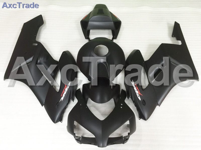 Motorcycle Fairings For Honda CBR1000RR CBR1000 CBR 1000 RR 2004 2005 ABS Plastic Injection Fairing Bodywork Kit Black A549 injection mold fairing for honda cbr1000rr cbr 1000 rr 2006 2007 cbr 1000rr 06 07 motorcycle fairings kit bodywork black paint