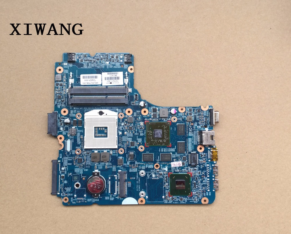 for HP ProBook 440 470 450 G0 Notebook 721522-001 721522-501 721522-601 for HP 440 450 470 Notebook motherboard 8750M 2GB 734084 001 734084 501 734084 601 mainboard motherboard for hp 450 470 440 48 4yw05 011 laptop motherboard