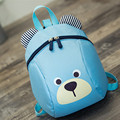 Lovely Children School Bags  Bear Shape Schoolbag Backpacks Kids Kindergarten Bags Baby Boys Girls