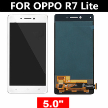 For OPPO R7 LITE LCD Display+Touch Screen+Tools Digitizer Assembly Replacement Accessories For Phone OPPO R7lite LCD