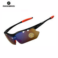 2015 ROCKBROS Polarized MTB Road Bike Bicycle Cycling Running Riding Glasses Sports Glasses Sunglasses Goggles Oculos