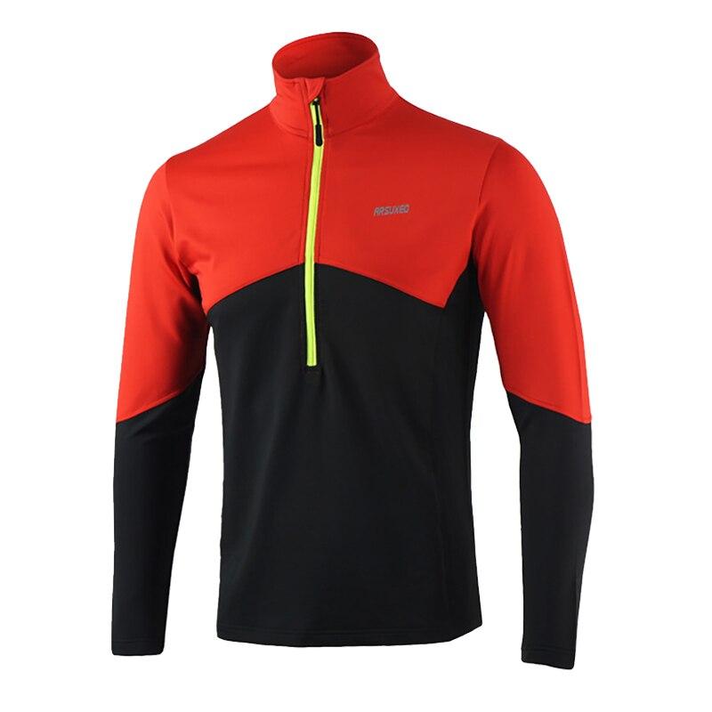 Sport & Unterhaltung Pflichtbewusst Langarm Anti-schweiß Running Jacke Winddicht Atmungsaktiv Sport Jacke Fahrrad Kleidung Radfahren Mtb Jersey 3 Farben