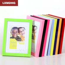 5 PCS/Lot  Photo Frame Stand Mount Card Board Picture Holder 6 7 8 10 12 16 Top Home Decor Free Shipping 2018