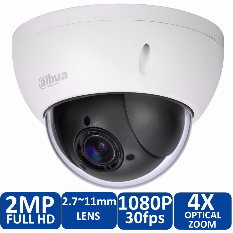 Original Dahua DHI-SD22204T-GN 360 Degree rotation metal shell network IP camera IP66 full HD Dome Safety camera SD22204T-GN сочи2014 alion t pat ip5h gn