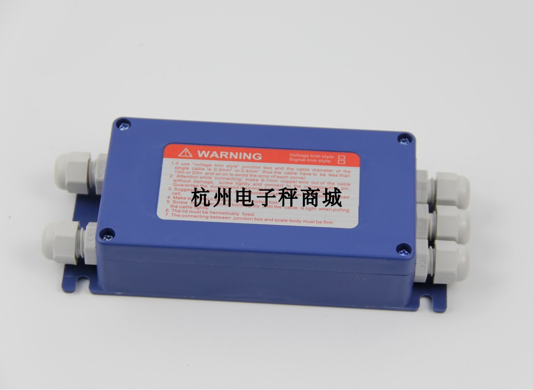 Ground Scale Connection Box Forklift Truck Weighing Connection Box Electronic Scale Instrument Small Ground Scale SensorGround Scale Connection Box Forklift Truck Weighing Connection Box Electronic Scale Instrument Small Ground Scale Sensor