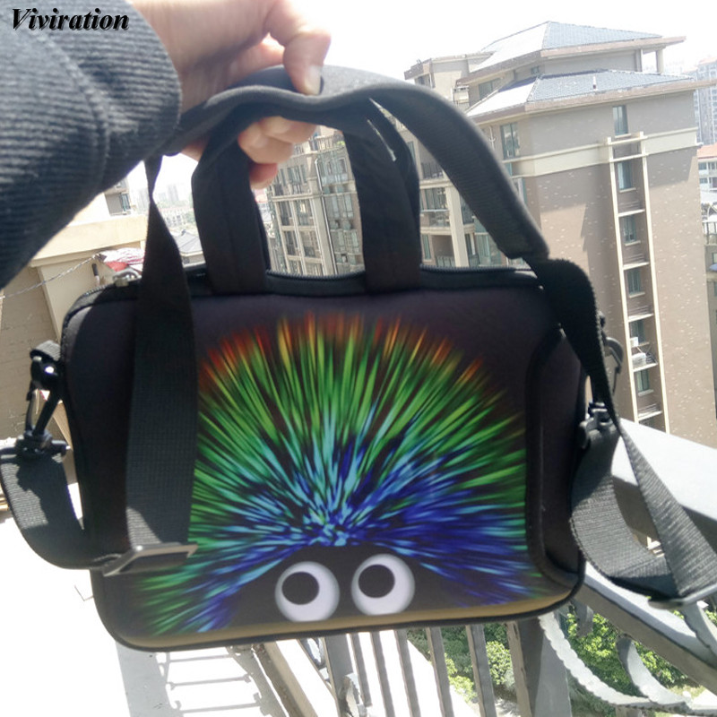 Viviration 14 Laptop Messenger Bag Sleeve Cover Case For HP Notebook Bag 15.6 15 13 12 10 17.3 Inch Women Shoulder Laptop Cases