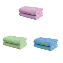 New Style 25*50cm Soft Microfiber Absorbent Printing Child Hand&Face Towel