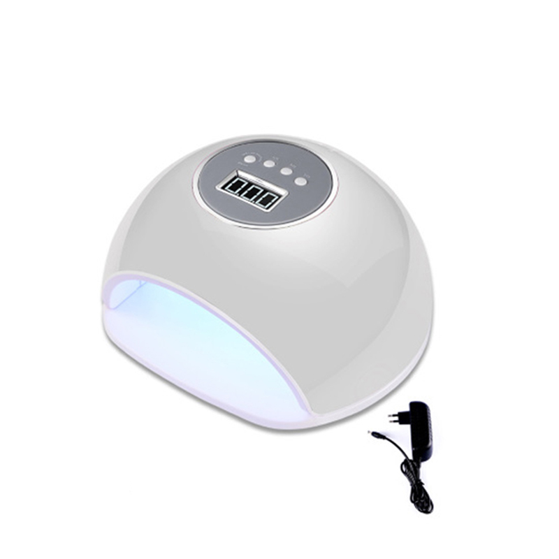 Beauty & Health Nails Art & Tools 72w Uv Lamp Led Nail Lamp Nail Dryer Gel Polish Curing Lamp With Bottom Infrared Sensing 10/30/60/99s Timer Smart Touch Button