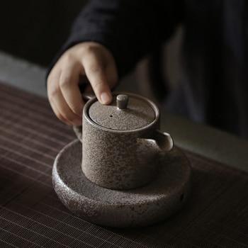 Tangpin 전통적인 일본 세라믹 주전자 주전자 중국 차 냄비 가정용 도자기 냄비