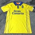 El envío gratuito! camisas casuales 2016 2017 Nuevo Las Palmas Las Palmas camisas Ocio Mejor Calidad Ocasional de La Camiseta