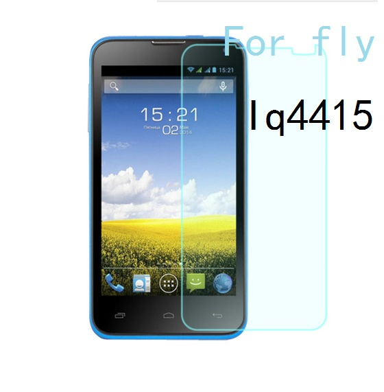 Tempered Glass Film screen protector 9H Explosion-proof for FLY Era Style 3/ iq4415 IQ4514 FS504 FS501 FS451 glass 2.5D