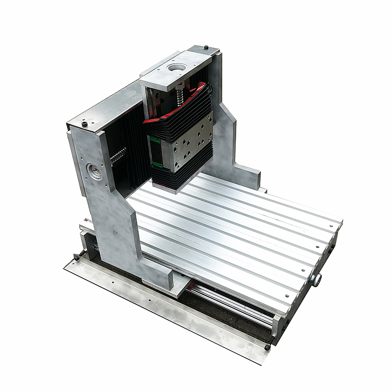 CNC ENGRAVING MACHINE frame 3040 with linear guideway for DIY cutting Drilling Milling MachineCNC ENGRAVING MACHINE frame 3040 with linear guideway for DIY cutting Drilling Milling Machine
