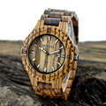 Excellent Quality Brand New Analog Quartz Men Women Wood Watches Slim Designer 2016 Wood Wrist Watches Relogio Masculino