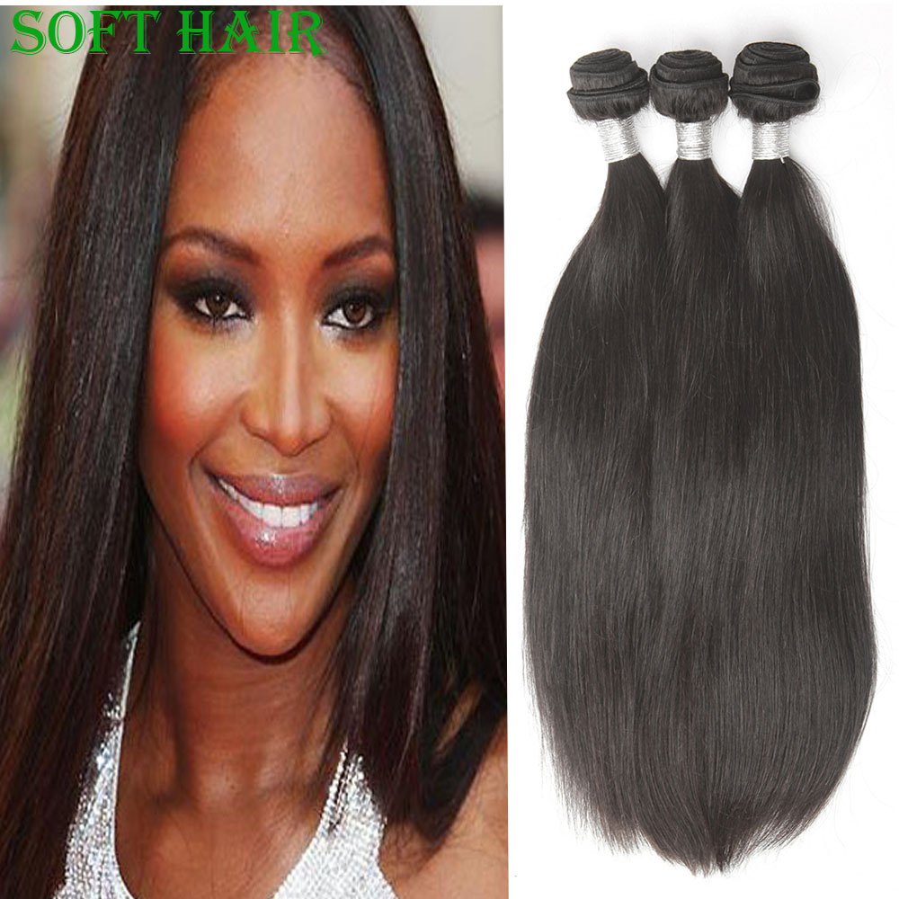 Chinese Virgin Hair Straight 3 Bundles 7a Unprocessed Virgin Hair Chinese Straight Human Hair ...