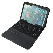 For Samsung Galaxy Tab 4 10.1 Inch T530 Tablet Slim Silicone Wireless Bluetooth Keyboard Portfolio Leather Carrying Case Cover