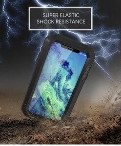 Image 3 - Gorilla Glass LOVE MEI мощный чехол для iphone SE 2020 11 Pro X XS Max XR чехол для iphone 8 6 6s 7 Plus водонепроницаемый армированный чехол