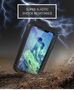 Image 3 - ゴリラガラスラブメイための強力なケース iphone se 2020 11 プロ x xs 最大 xr iphone 8 6 6s 7 プラス防水鎧ケース