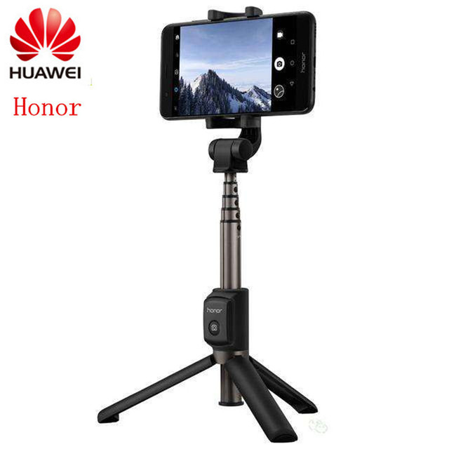 buy huawei honor selfie stick tripod bluetooth 3 0 portable. Black Bedroom Furniture Sets. Home Design Ideas