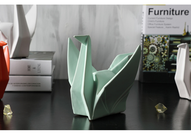 HTB1z7TfdrsrBKNjSZFpq6AXhFXaf.jpg 640x640 - new-arrivals, decor, collectibles - Origami Swan