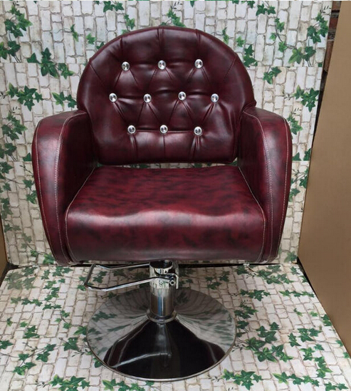 The Barber Chair. Hairdressing Chair. Hydraulic Chairs Hairdressing Chair