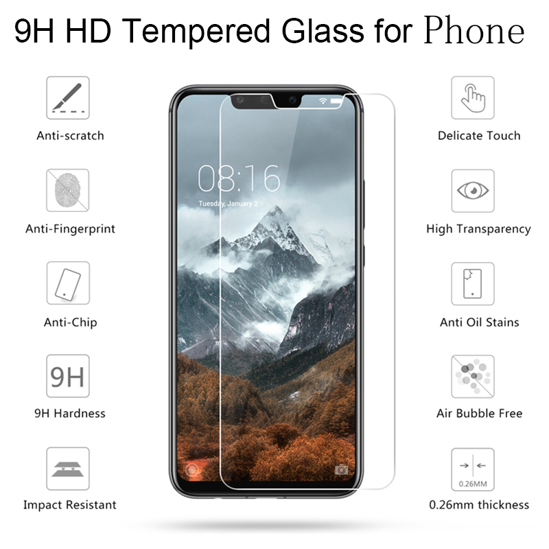Protective Glass For Blackview A10 A7 Tempered Glass For Blackview A8 Max A9 PRO BV6000 BV7000 BV8000 Pro Screen Protector FilmProtective Glass For Blackview A10 A7 Tempered Glass For Blackview A8 Max A9 PRO BV6000 BV7000 BV8000 Pro Screen Protector Film