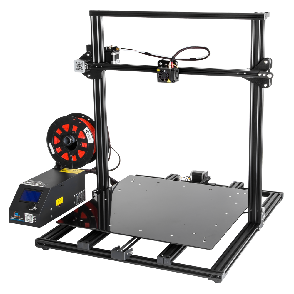 Detail Feedback Questions about 3D Printer Creality 3D CR 10S CR 10