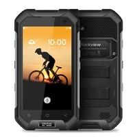 Original blackview bv6000 4.7 pulgadas 4g smartphone android 6.0 mtk6755 octa core 3 gb + 32 gb 5mp $ number mp ip68 a prueba de agua teléfono móvil