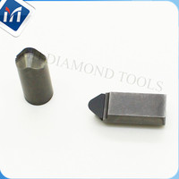 full face PCD tip grooving inserts diamond boring tools turning thread tool for processing carbide Roller alloy part