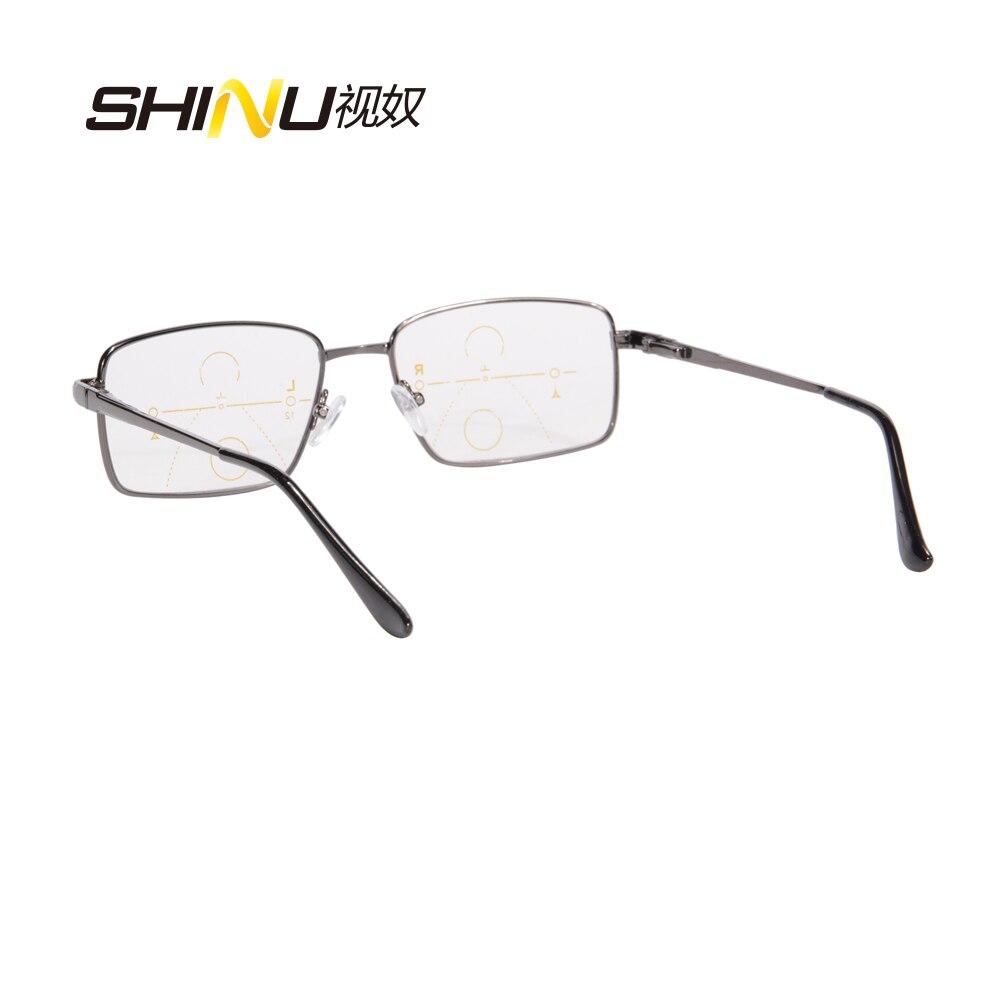 Nueva llegada Gafas de lectura multifocales progresivas SHINU Marco - Accesorios para la ropa - foto 4