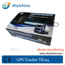 live gps tracking TK 104 gps tracker with magnetic