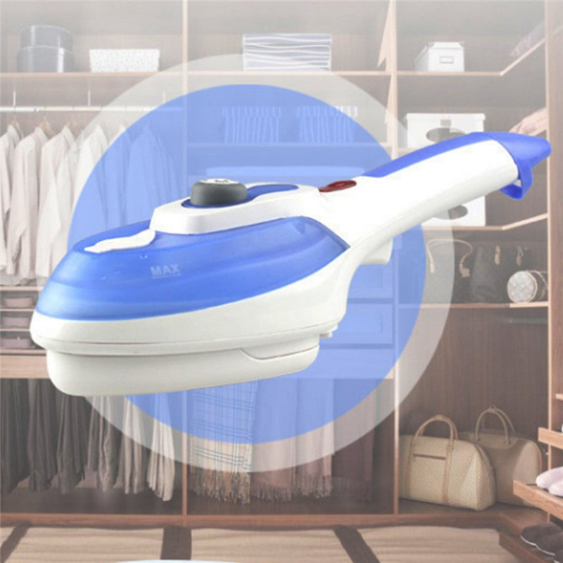 Multifunction Electric Steam Iron Handheld Iron Portable Ironing Clothes Machine Ceramic Soleplates Sterilize Garment Steamer portable garment steamer 1000w handheld clothes steam iron machine steam brush mini household ironing for for fabrics clothes